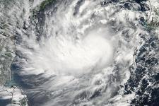 Satellite data to assess cylone Hudhud damage