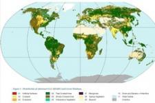 GLC-SHARE: Global land cover map based on data from multiple sources launched in 2014