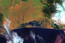 The satellite will work around the West-african region.