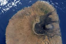 Image of Cabo Verde collected for NASA's Global Volcanism Program 12 June 2009