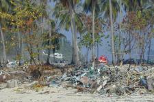 Rescue Operations, Thailand, Tsunami 2014 (Image: Photo RNW.org)