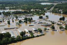 2010 flooding in Tennessee (Image: FEMA/ David Fine)