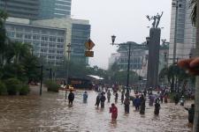 Floods in Jakarta 2013 (Image: Arsonal/Wikipedia)