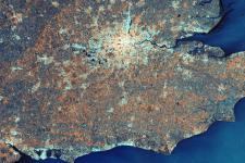 London/UK (Image: ESA)