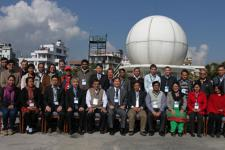 Representatives from 20 agencies engaged in disaster risk management shared their experiences