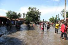 Flood in Kano State, Nigeria in 2013 (Image: The Eagle Online)