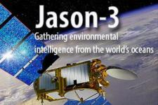 Launch of U.S.-French oceanography satellite Jason 3 postponed due to contamination (Image: NOAA)