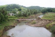 Floods in the Fiji archipelago (Image: AusAID)