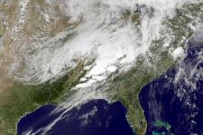 DHS to deliver relevant geospatial data helping first responders in emergency situations (Image: NASA)