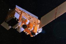 Suomi NPP, Ball and NASA's first environmental satellite (Image: NASA)