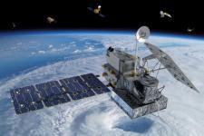 Global Precipitation Measurement (GPM) mission, monitoring  precipitation measurements from space (Source: NASA)