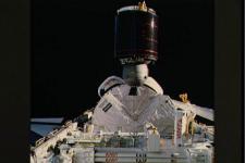 Launch of previous satellite Morelos II (Image: NASA)