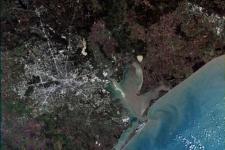 SituMap, created at Texas A&M-Corpus Christi, will enhance emergency response (Image: NASA)