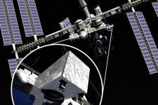 NASA's Cloud-Aerosol Transport System (CATS) instrument