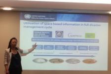 Information Management in Disaster Risk Management Decision Making workshop in Solomon Islands