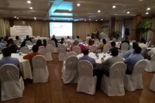 MOBILISE workshop in Colombo, Sri Lanka.