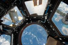 View from Space Station. Image: NASA
