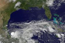 Developing System 90L which will never turn into tropical cyclone