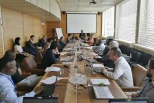 Representatives of UN-SPIDER Regional Support Offices and observer organizations..