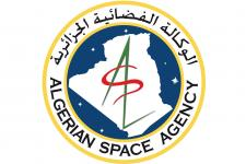 Official Logo of the Algerian Space Agency. Image: ASAL.