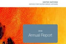 UNOOSA 2016 Annual Report