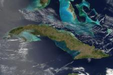 Cuba from space (Image: NASA)