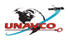 UNAVCO logo. Image: UNAVCO.