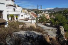 Landslide affected area in Spain. Image: ESA