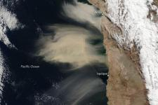 Image courtesy of NASA, Jeff Schmaltz, LANCE/EOSDIS Rapid Response. Caption by Pola Lem.