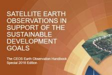 Satellite Earth Observation for SGDs Handbook. Image: CEOS