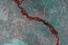 Mapping floods in Nigeria using Sentinel-1 satellite images (Image: International Water Institute).