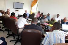 Technical Advisory Mission Gabon