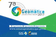 Semana geomatica IGAC