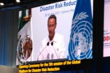 2017 Global Platform for Disaster Risk Reduction Officially Opens
