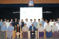 UN-SPIDER conducted and Institutional Strengthening Mission (ISM) to Myanmar