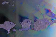 Satellite image of Indonesia's islands. Image: courtesy of ESA