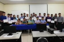 Participants at the training. Image: AOGEOSS.