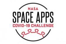 Space Apps logo. Image: NASA.