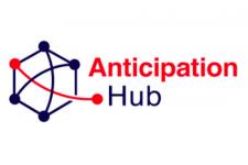 The Anticipation Hub logo. Image: Anticipation Hub.