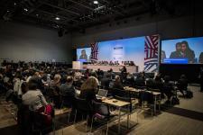 Troisième Conférence mondiale des Nations Unies sur la réduction des risques de catastrophe, Sendai, Japon, mars 2015. Image: UNDRR.