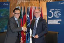 Sentinel-1B satellite contract signed