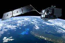 Sentinel-3A. Image: Courtesy of ESA