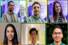 Space4Youth Competition Winners 2019 and 2020. Image: UNOOSA.