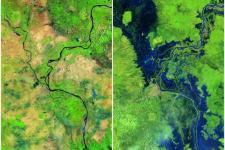 Images courtesy of NASA.