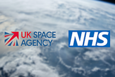 UKSA and NHS image.