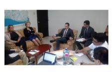 UN-SPIDER concludes Expert Mission to El Salvador