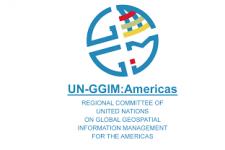 UN-GGIM: Americas logo.