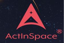 ActInSpace logo. Image: ActInSpace.
