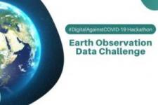 ADB- Earth Observation Data Challenge logo. Image: ADB