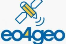 EO4GEO logo. Image: EO4GEO